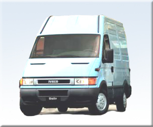 Iveco Transporter 3,5t.